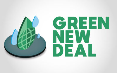 "The ""Green New Deal"" is coming…even to Croydon!! Part 1"